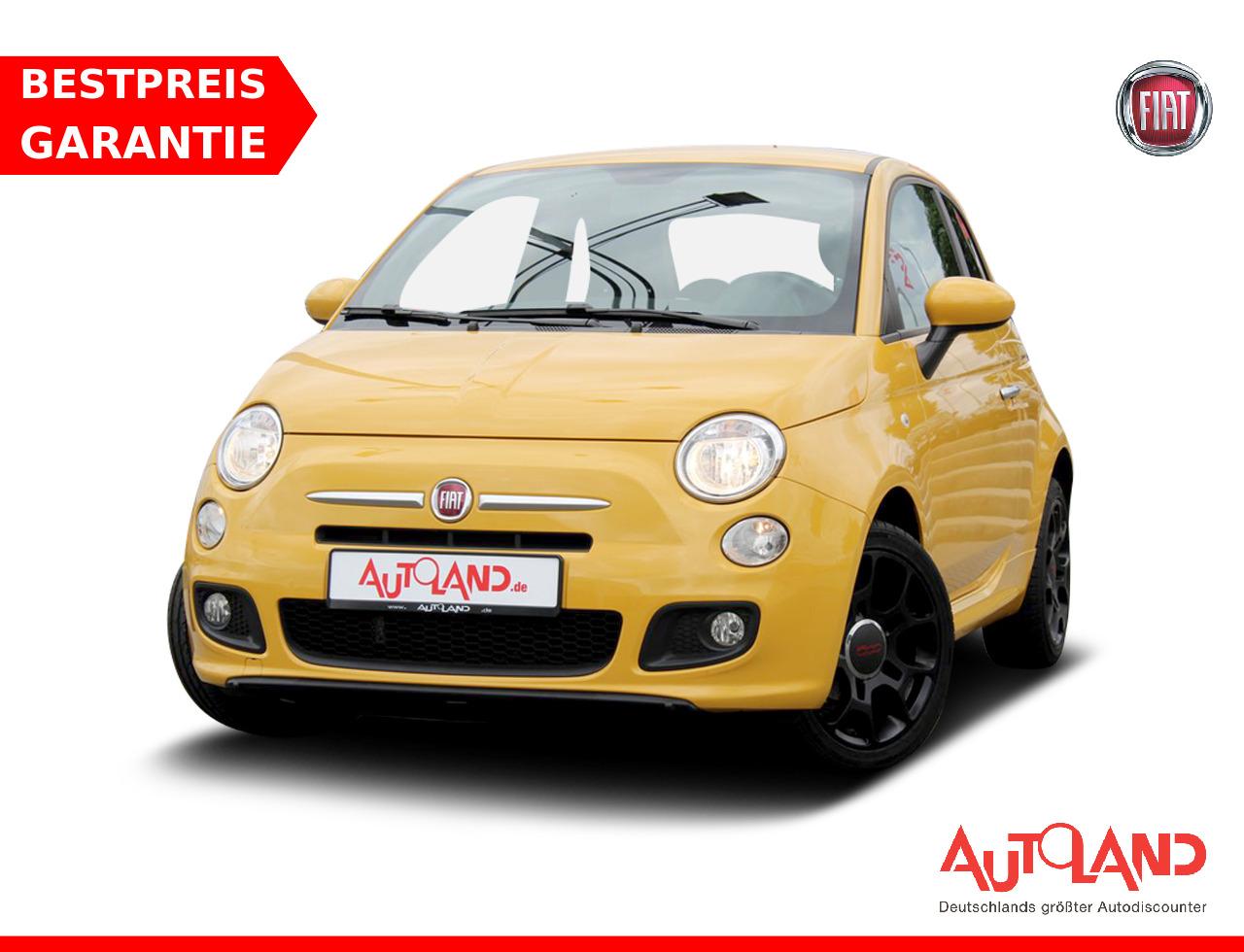 Fiat 500, Jahr 2015, Benzin