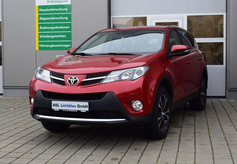 Toyota RAV 4 2.0 Edition Comfort A/T Klimaauto Smart-Key Sommer+Winter, Jahr 2014, Benzin