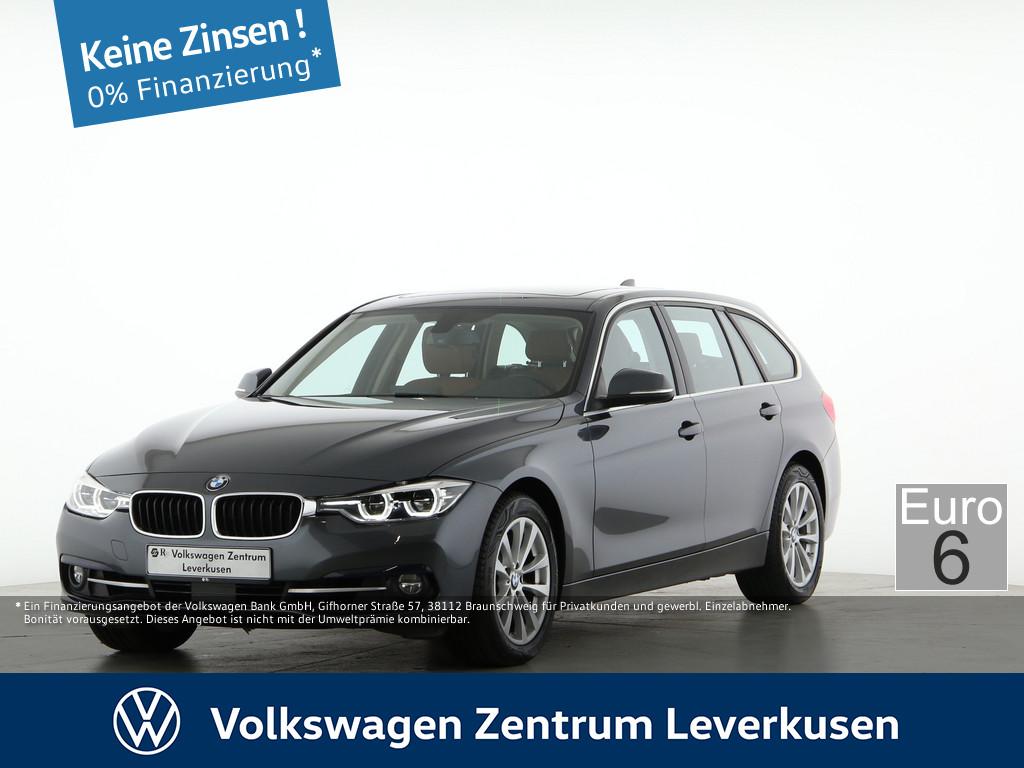 BMW 330iA Touring xDrive Sport Line, Jahr 2017, Benzin