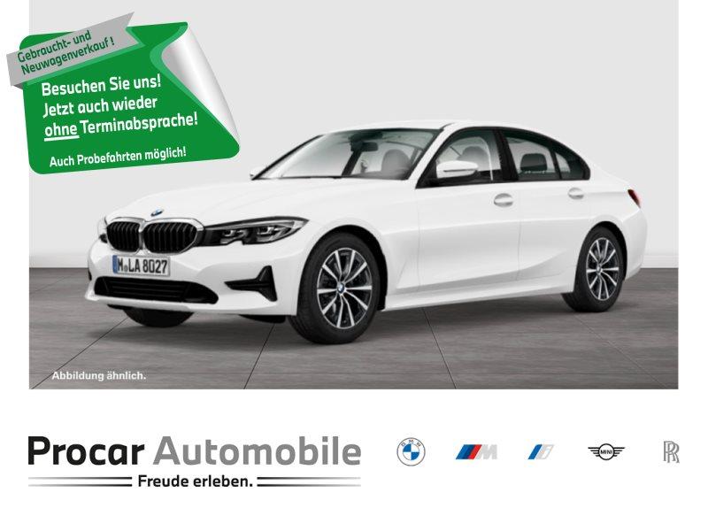 BMW 320i A Advantage DAB LED Komfortzg. Tempomat, Jahr 2020, Benzin