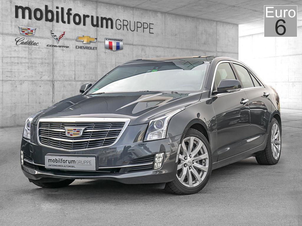 Cadillac ATS, Jahr 2017, Benzin