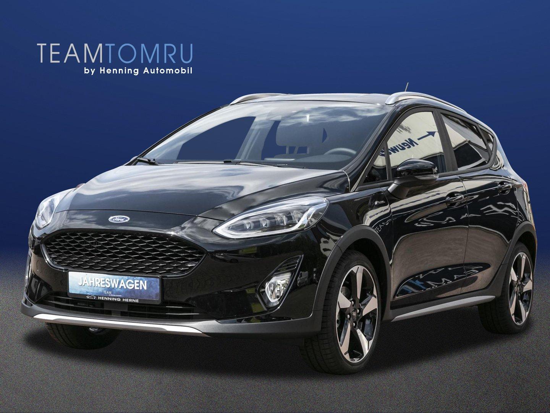 Ford Fiesta 1.0 EcoBoost Active-Navi-Winterp.-u.m., Jahr 2019, Benzin