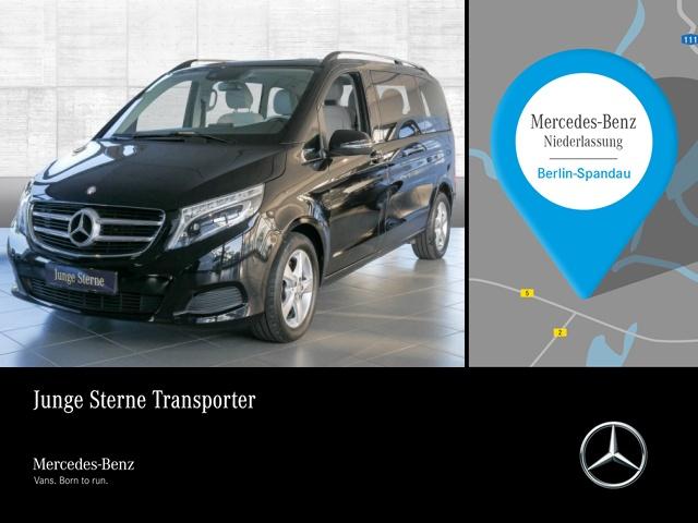Mercedes-Benz V 250 BT Edition Sportpak ILS LED AHK Kamera Navi, Jahr 2016, diesel