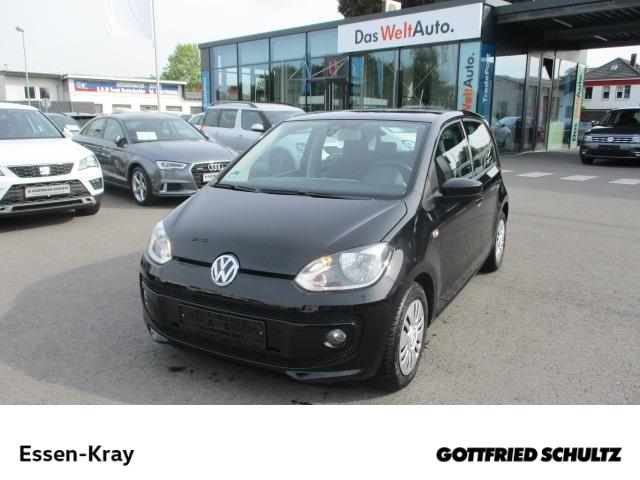 Volkswagen up! move 1.0 BMT KLIMA SHZ PDC, Jahr 2016, Benzin