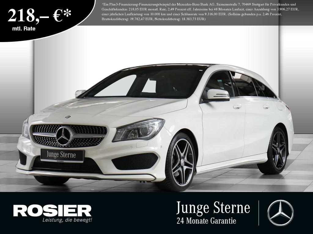 Mercedes-Benz CLA 200 SB AMG Sport, Jahr 2016, Benzin