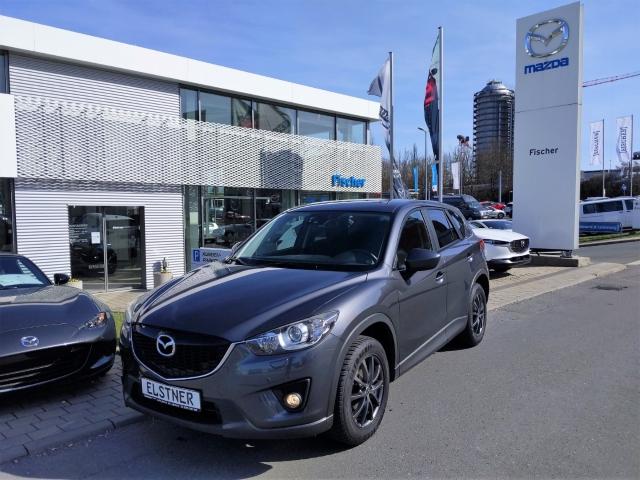Mazda CX-5 2.0 Skyactiv-G Center-Line AWD Xenon Navi Keyless Fernlichtass., Jahr 2013, Benzin
