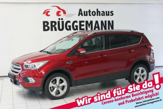 Ford KUGA 2,0 TDCI ALLRAD MJ2020 TITANIUM NAVI XENON, Jahr 2019, Diesel