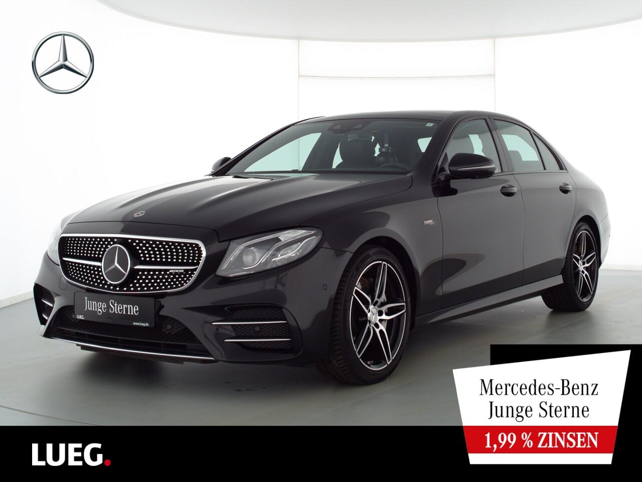 Mercedes-Benz E 53 AMG 4M+ COM+Pano+Mbeam+Widesc+DistrPlus+360, Jahr 2020, Benzin