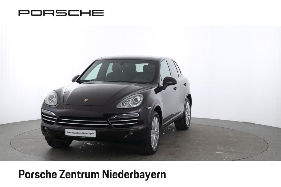 Porsche Cayenne Diesel Platinum Edition   Bi-Xenon  , Jahr 2014, Diesel