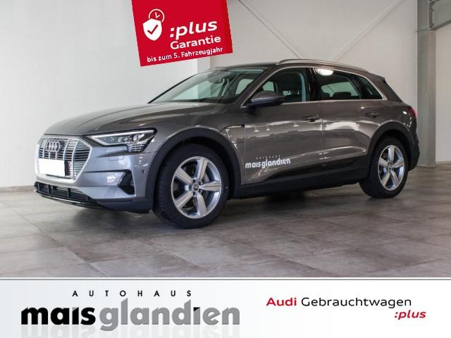 Audi e-tron e-tron 50 quattro, Navi+, ACC, LED, Jahr 2020, Elektro