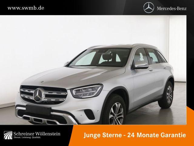 Mercedes-Benz GLC 200 d 4M *LED*SHZ*PDC*Offroad*MBUX*Navi*, Jahr 2020, Diesel