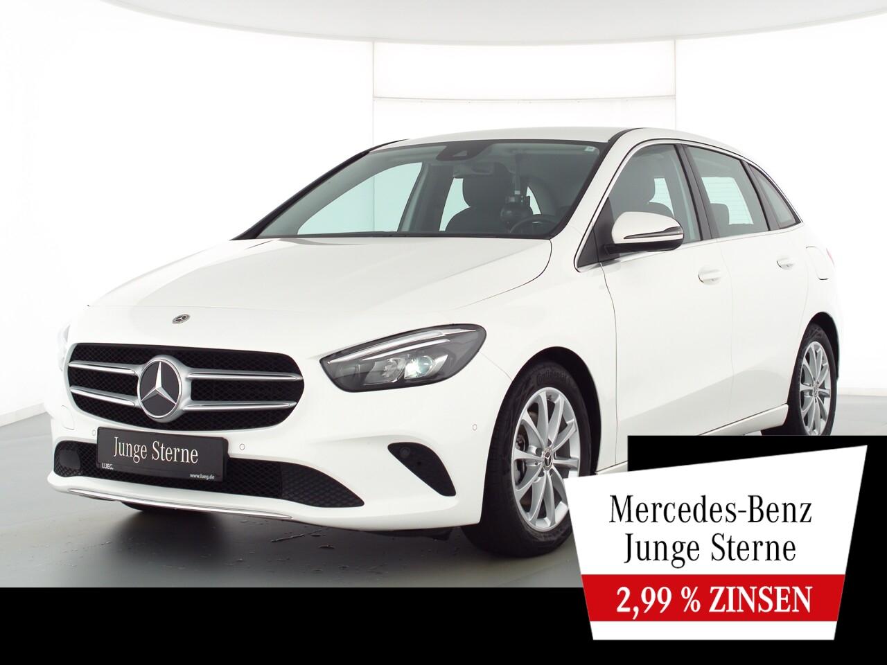 Mercedes-Benz B 200 d Progressive+MBUX+NavPrem+LED-HP+AParkAss, Jahr 2020, Diesel