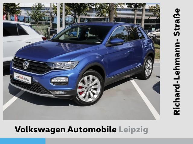 Volkswagen T-Roc Sport 1.5 TSI ACT *Navi*DAB*Blind Spot*, Jahr 2019, Benzin