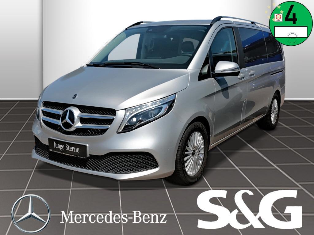 Mercedes-Benz V 300 d EDITION Lang LED NAVI PANODACH MOPF EU6d, Jahr 2019, Diesel