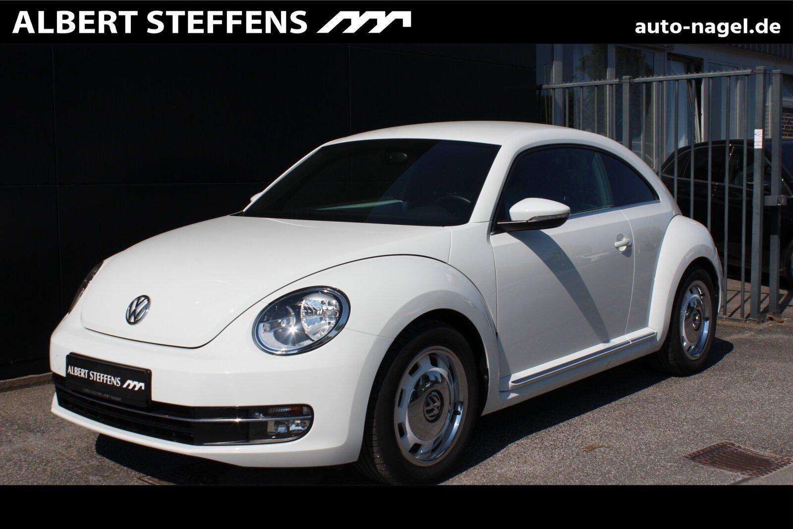 Volkswagen Beetle 1.2 TSI Design SHZ+BLUETOOTH+TEMPOMAT+ BC, Jahr 2016, Benzin