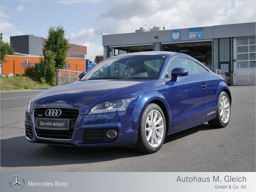 Audi TT Coupe 2.0 TDI, Jahr 2014, Diesel