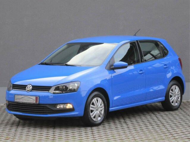 Volkswagen Polo 1,0 Trendline/ Bluetooth/ PDC v+h, Jahr 2014, Benzin