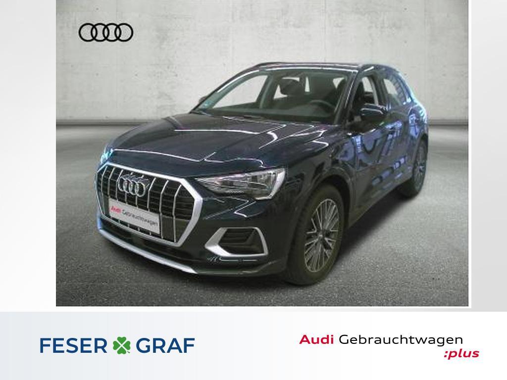 Audi Q3 advanced 35 TFSI S tronic AHK,PDC,Sitzhzg, Jahr 2020, Benzin