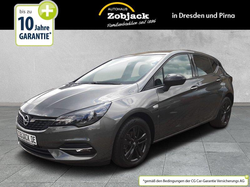 Opel Astra-K 5-trg 2020 1.2T LED,SHZ,PDC, Jahr 2020, Benzin