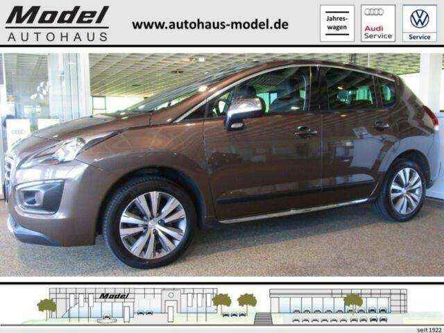 Peugeot 3008 1.6 THP Allure - Navi - Pano - HuD, Jahr 2015, Benzin