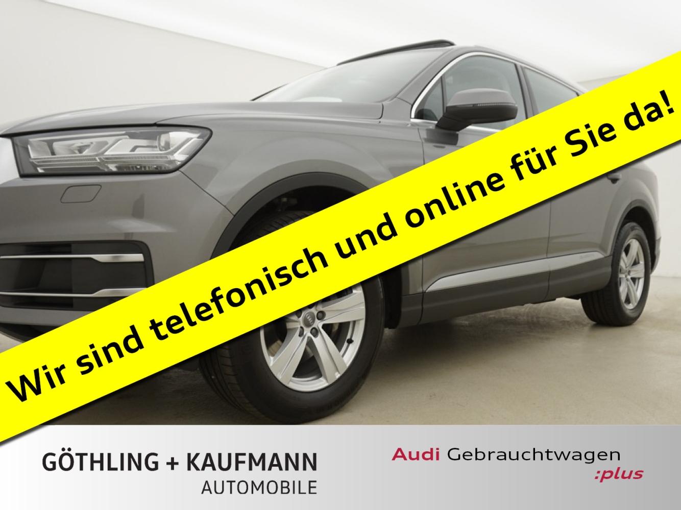 Audi Q7 3.0 TDI*200 kW*Pano*LED*Navi+*Keyless*PDC+*Al, Jahr 2016, Diesel