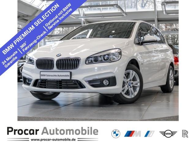 BMW 220 Active Tourer ActiveTourer,Luxury,Leder,Pano,HeadUp,TOP!, Jahr 2016, Benzin