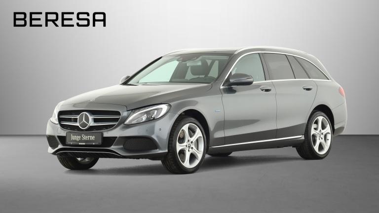 Mercedes-Benz C 350 e T Avantgarde Comand Fahrassist., Jahr 2017, Hybrid