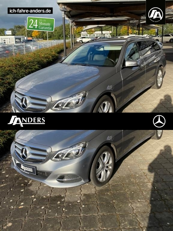 Mercedes-Benz E 220 CDI T Avantgarde+LED+Navi+PDC+SHZ+SpiegelP, Jahr 2013, Diesel