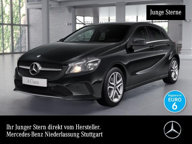 Mercedes-Benz A 180 d Urban COMAND Spurhalt-Ass SpurPak PTS Temp, Jahr 2017, Diesel