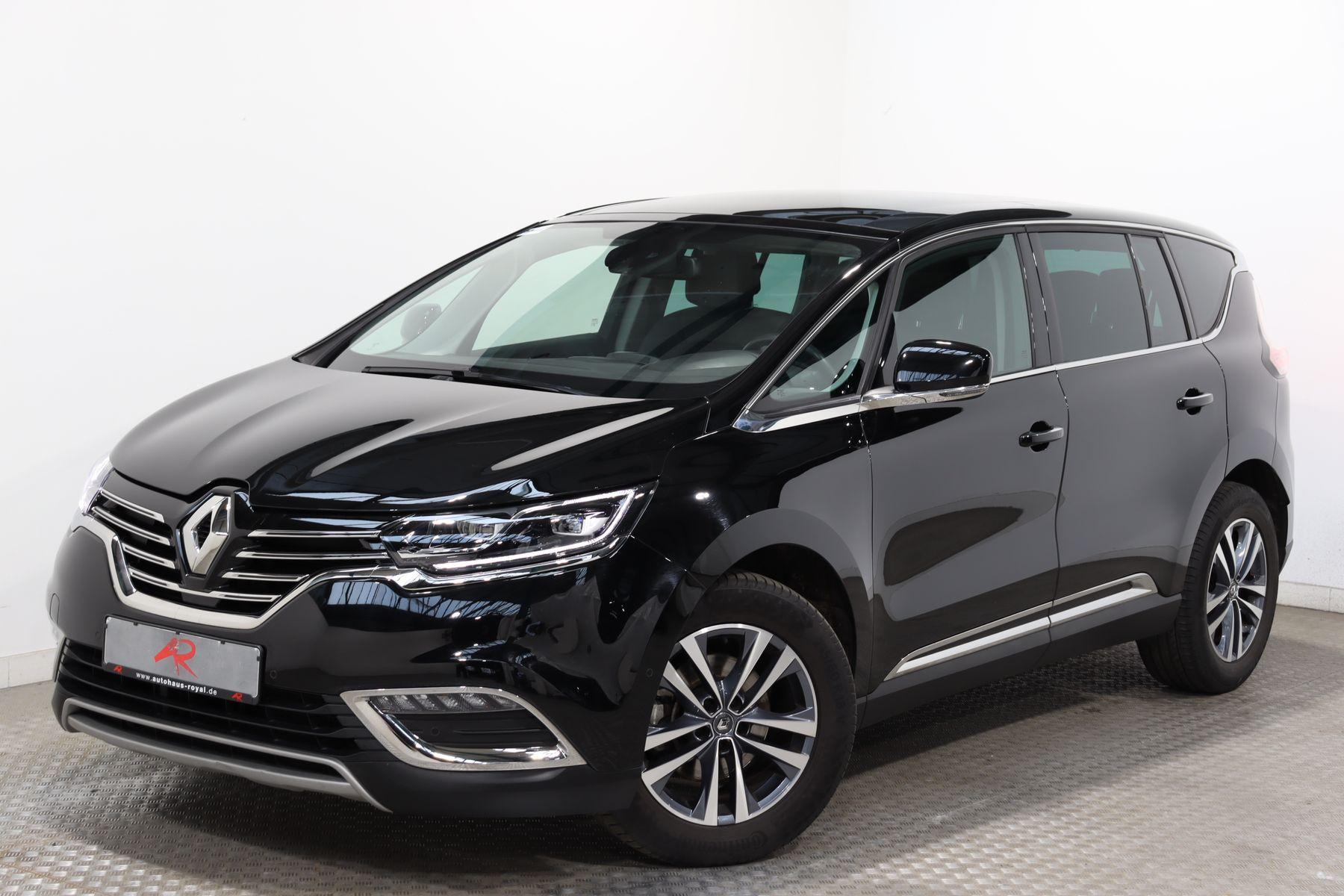 Renault Espace 1.3 dCi 7 SITZE DIG.TACHO,360GRAD,PANO,SH, Jahr 2018, Diesel
