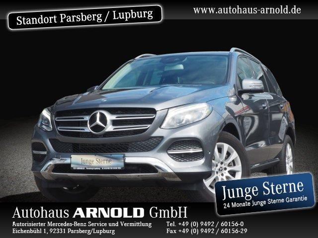 """Mercedes-Benz GLE 250 d 4M LED ILS Navi AHK Schiebed. 18"""" PTS, Jahr 2018, diesel"""
