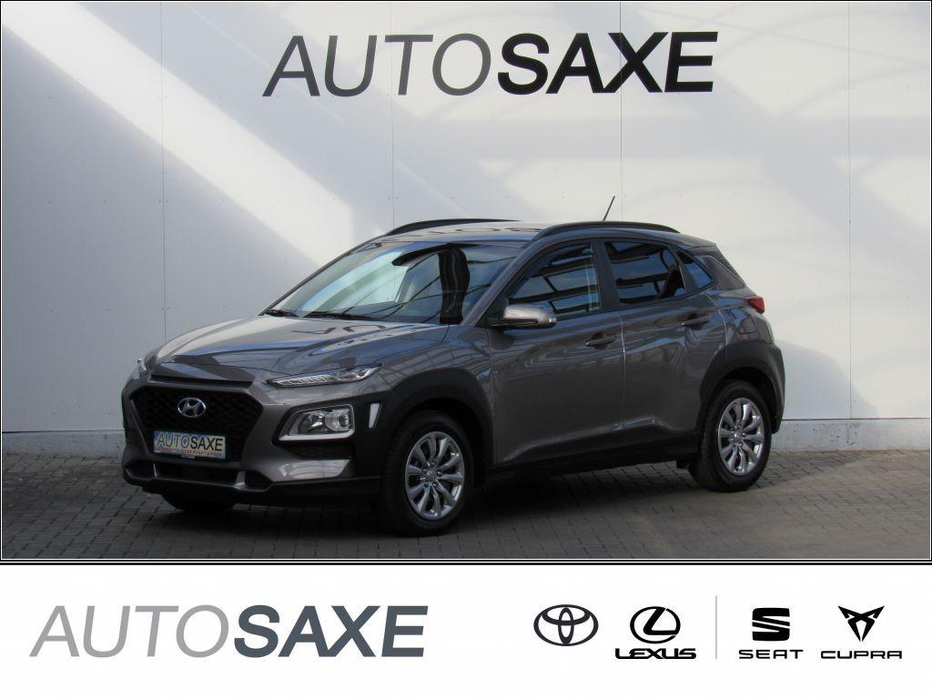 Hyundai Kona 1.0 T-GDI Select *KLIMAANLAGE*TEMPOMAT*EFH*, Jahr 2018, Benzin