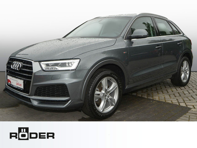Audi Q3 S-line selection 1.4 TFSI LED Keyless Xenon, Jahr 2017, Benzin
