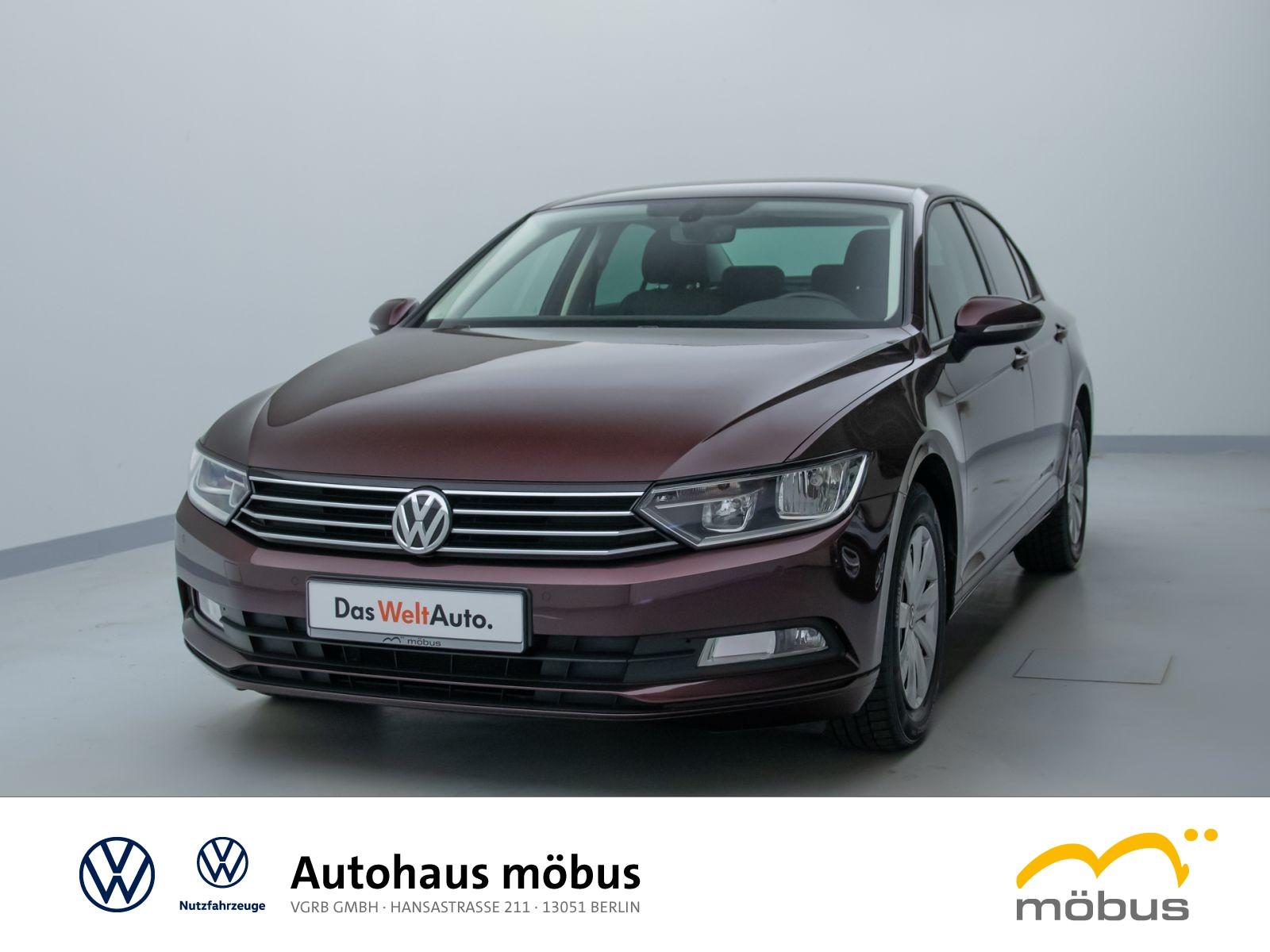 Volkswagen Passat 1.4 TSI DSG*TRENDLINE*NAVI*PDC*SITZHZ*USB, Jahr 2016, Benzin