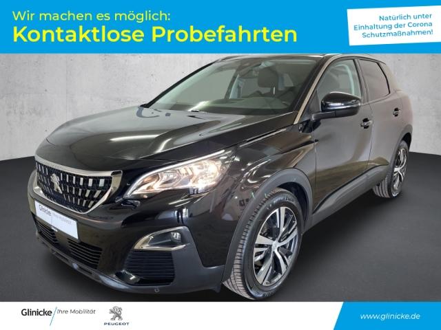 Peugeot 3008 1.5 BlueHDI Active Navi DAB PDC vo/hi RFK SHZG, Jahr 2018, Diesel
