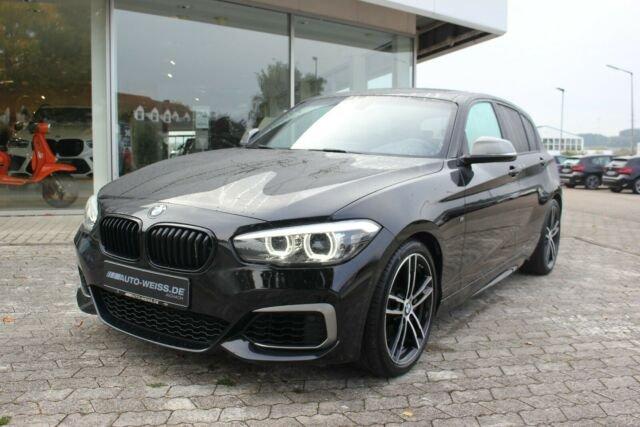 BMW M140i Special Edition NAVI PDC SHZ HiFi-HK LED, Jahr 2018, Benzin
