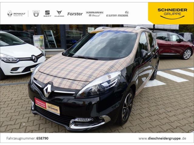 Renault Grand Scenic Bose Edition dCi130 Navi Klima PDC, Jahr 2014, Diesel