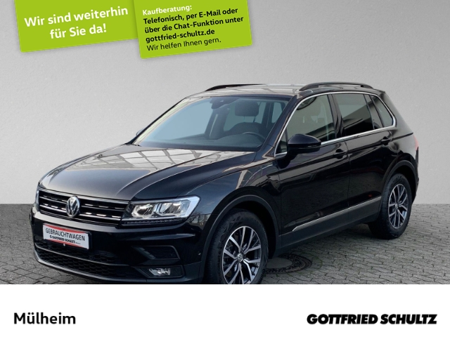 Volkswagen Tiguan 1.5 TSI Comfortline LED Kamera Navi, Jahr 2020, Benzin