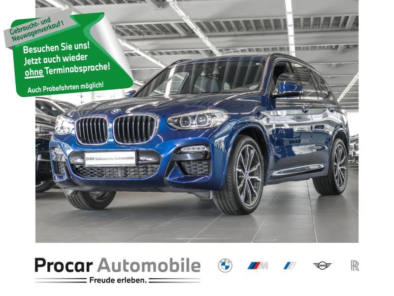 BMW X3 xDrive20d M Sportpaket HiFi LED Klimaaut. 20 LM, Jahr 2018, Diesel