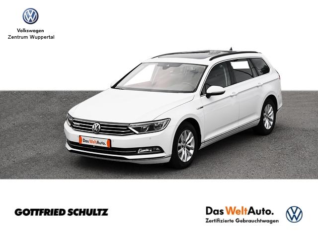 Volkswagen Passat Var 2 0 TDI DSG 4M LED NAVI PANO AHK SHZ PDC LM ZV, Jahr 2018, Diesel