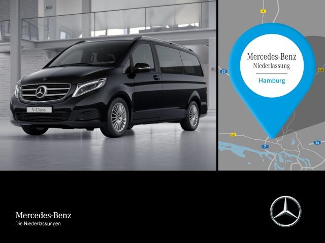 Mercedes-Benz V 250 d EDITION Lang AHK Sportp. Standhzg. Navi, Jahr 2017, Diesel
