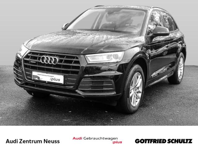 Audi Q5 sport 2.0 TDI quatt. PANO, VIC, DAB, GRA Sport, Jahr 2019, Diesel