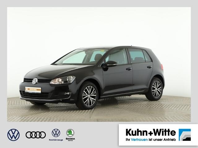 Volkswagen Golf VII 1.2 TSI Allstar *Navi*Sitzheizung*LM-Fe, Jahr 2016, Benzin