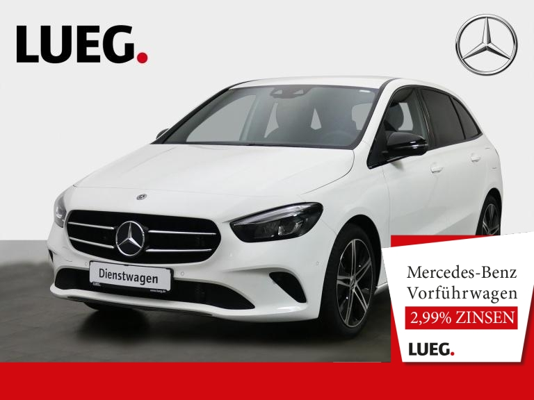 Mercedes-Benz B 200 PROGRESSIVE+NIGHT+TOTW.+NAVI-PREM+LED+KAM., Jahr 2020, Benzin