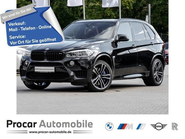 BMW X5 M M DriversPackage TV Pano, Jahr 2016, Benzin