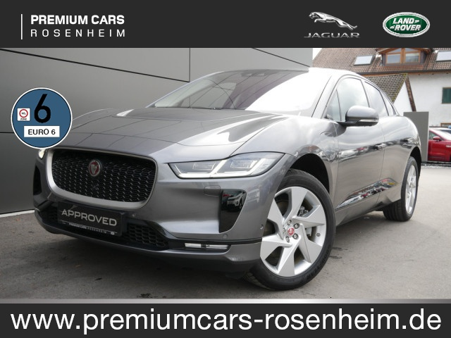 Jaguar I-PACE EV400 SE Winter-P. Fahrass-P. Kamera Navi, Jahr 2019, electric