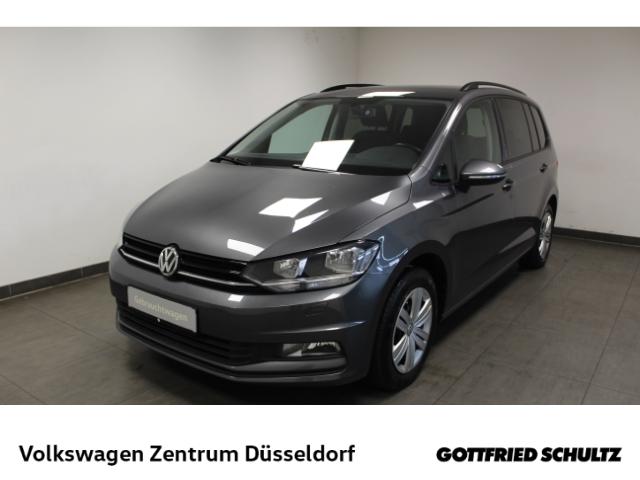 Volkswagen Touran Trendline 1.6 TDI *Navi*AHK*SHZ*PDC*, Jahr 2016, Diesel