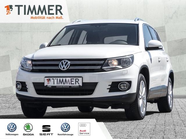 Volkswagen Tiguan 2,0 TDI Sport & Style, Jahr 2013, Diesel