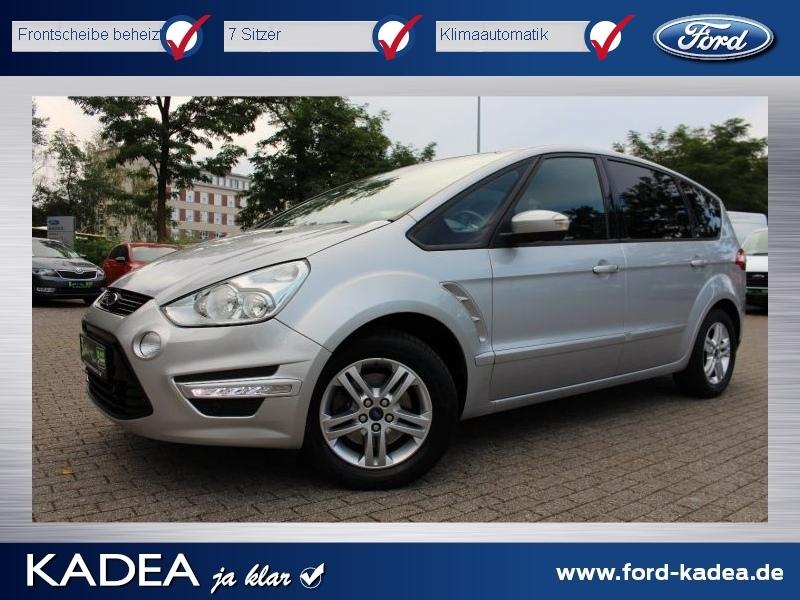 Ford S-Max 1.6 Champions Ed. Navi|Tempomat|PDC|Sitzh., Jahr 2013, Benzin
