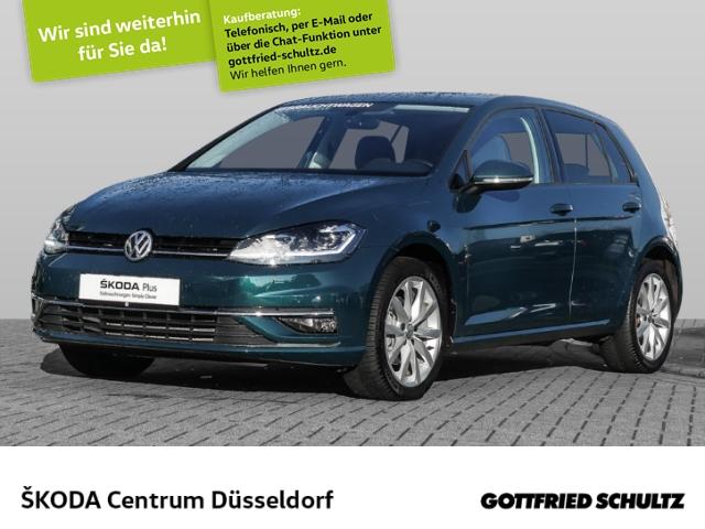 Volkswagen Golf 1,4 l TSI DSG HIGHLINE CLIMA PDC KAMERA SHZ Highline, Jahr 2017, Benzin